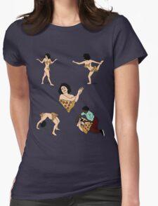 BROAD CITY. Ilana art model Womens Fitted T-Shirt