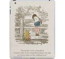 Winnie the Pooh & Friends iPad Case/Skin