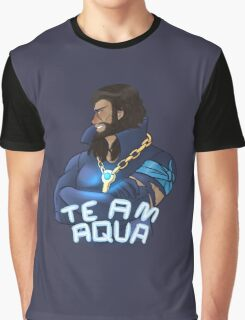 Team Aqua Graphic T-Shirt