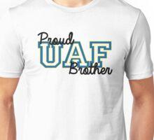 Proud Alaska UAF Brother Unisex T-Shirt