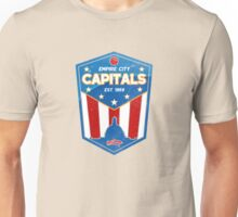 Empire City Capitals Basketball Unisex T-Shirt