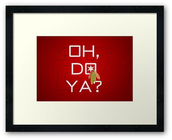 Oh, Do Ya? by fohkat