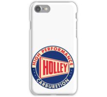 Holley iPhone Case/Skin