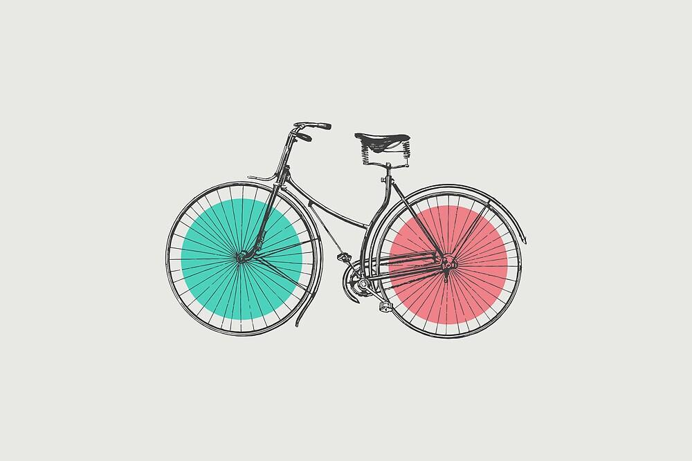 3D Bike by Zeke Tucker