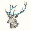 Party Animal: Deer by Zeke Tucker