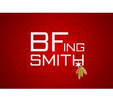BFing Smith Photographic Print