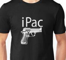 i pac gun logo Unisex T-Shirt