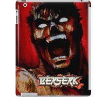Berserk Guts 2 iPad Case/Skin
