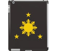 3 Stars and a Sun Philippines iPad Case/Skin