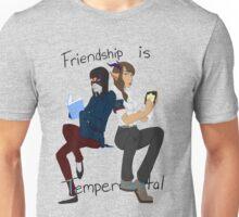 Friendship is Tempermental Unisex T-Shirt