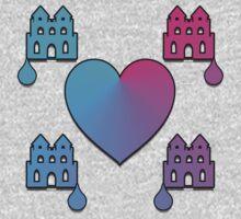 Tears Fall from the Castles Around My Heart by Sulkainenkissa