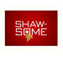 Shaw-Some Art Print