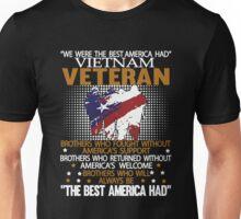 Veteran shirt Unisex T-Shirt