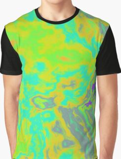 Absinthe Lady Luster Tie Dye Limited Edition Graphic T-Shirt