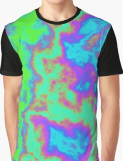 Mystical Moss Tie Dye Limited Edition Graphic T-Shirt
