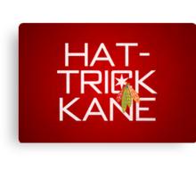 Hat-Trick Kane Canvas Print