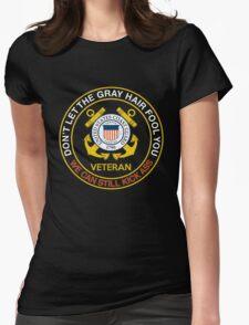 Veteran Tshirt Womens Fitted T-Shirt
