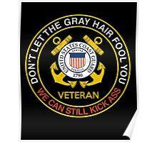 Veteran Tshirt Poster