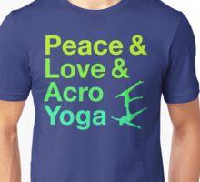 P&L&A.Y. (green) Unisex T-Shirt
