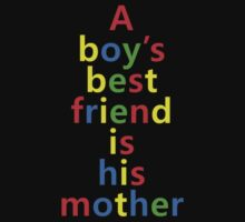 Psycho - A Boys Best Friend Is His Mother by scatman