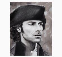 Aidan Turner - Ross Poldark - Pastel Portrait 1 Unisex T-Shirt