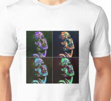 Gloria Swanson - Collage Unisex T-Shirt