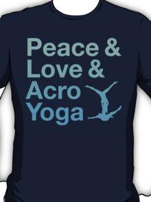 P&L&A.Y. (blue) T-Shirt