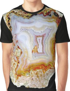 Stone Face  (Can you see it?) Graphic T-Shirt