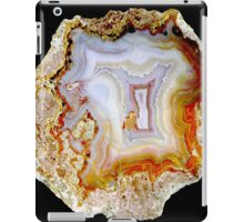 Stone Face  (Can you see it?) iPad Case/Skin
