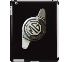 MG Wheel Hub iPad Case/Skin