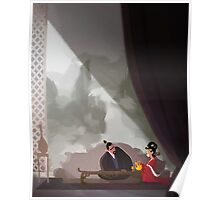 Tea time in Tang dynasty Poster