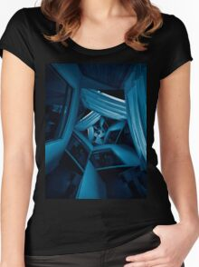 The Room Women's Fitted Scoop T-Shirt