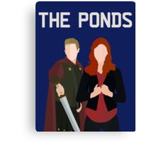 The Ponds Canvas Print