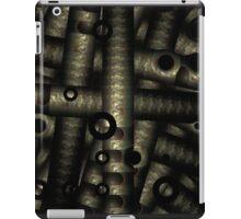 Tubular-pneumatic  iPad Case/Skin