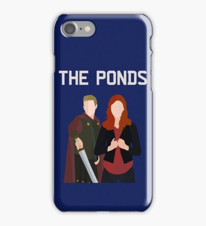 The Ponds iPhone Case/Skin
