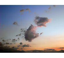 ©HCS In Sunset IA Photographic Print