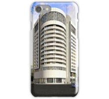 3D Corporate Architectural Exterior Design Rendering iPhone Case/Skin