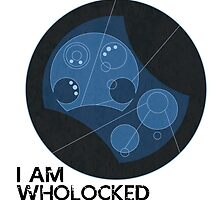I AM WHOLOCKED by notovera9point8