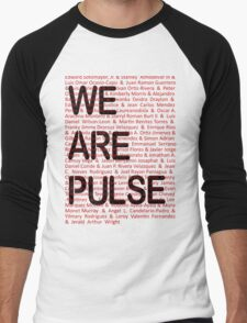 We Are Pulse Men's Baseball ¾ T-Shirt