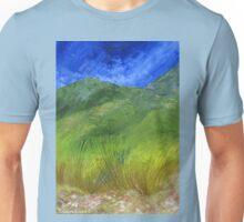 The green hills of my homeland Unisex T-Shirt
