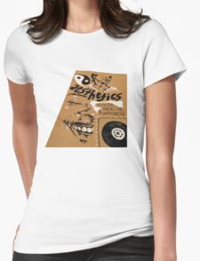 DOODLES Womens Fitted T-Shirt