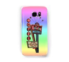 Holiday Motel Samsung Galaxy Case/Skin