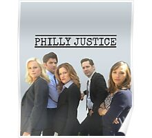 Philly Justice Poster