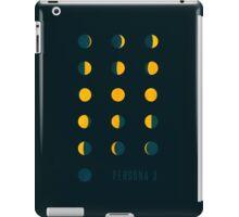 Moon Phases iPad Case/Skin