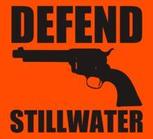 OSU Cowboys - Defend Stillwater by nineonestate