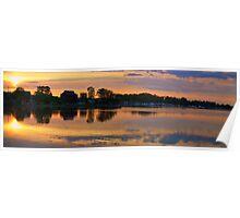 Lake Scugog Ontario Canada Poster