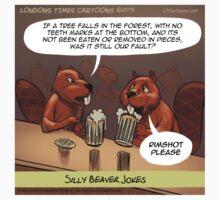 Jokes Beaver Tell Each Other T-Shirt