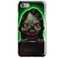 Trioxin Tracy iPhone Case/Skin