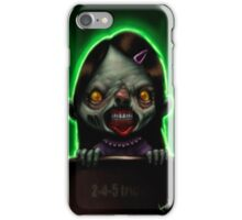 Trioxin Tracy iPhone Case/Skin