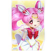 Sailor Chibi Moon by Kairui Poster